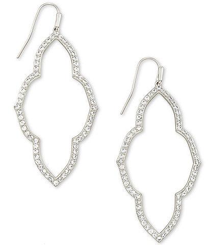 Kendra Scott Abbie Open Frame Drop Earrings
