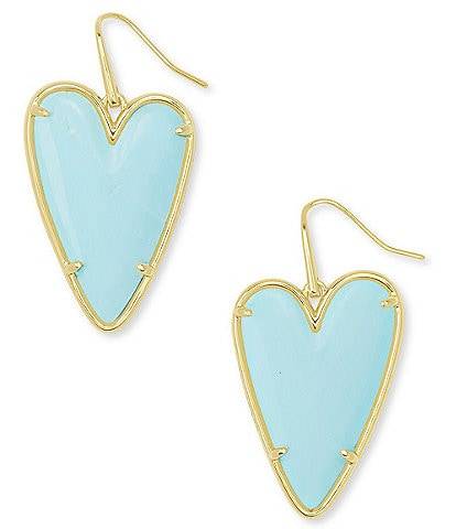 Kendra Scott Ansley Gold Drop Earring