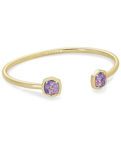 Kendra Scott Davie Gold Cuff Bracelet