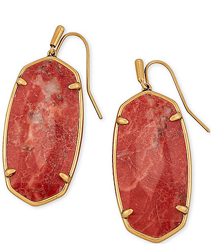 Kendra Scott Elle Gold Drop Earrings