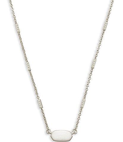Kendra Scott Fern Pendant Necklace
