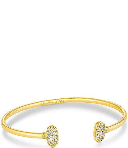 Kendra Scott Grayson Crystal Cuff Bracelet