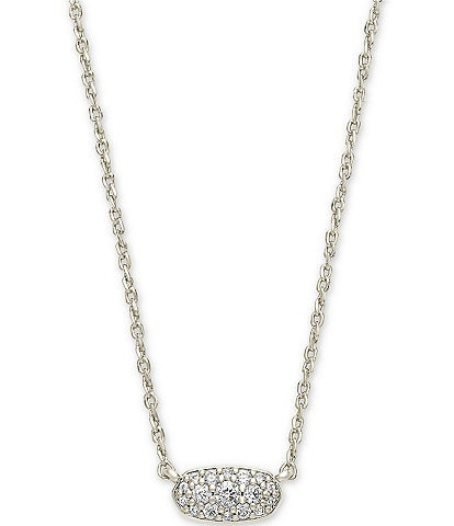 Kendra Scott Grayson Crystal Pendant Necklace