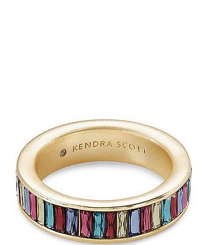 Kendra Scott Jack Gold Band Ring
