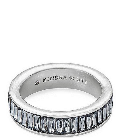 Kendra Scott Jack Silver Band Ring