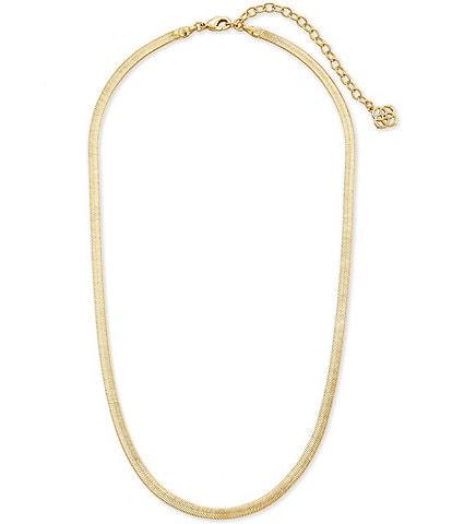 Kendra Scott Kassie Chain Necklace