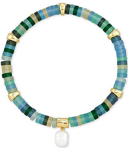Kendra Scott Lila Gold Stretch Bracelet