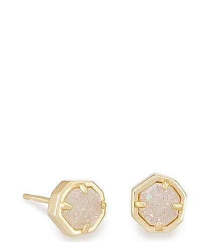 Kendra Scott Nola Gold Stud Earring