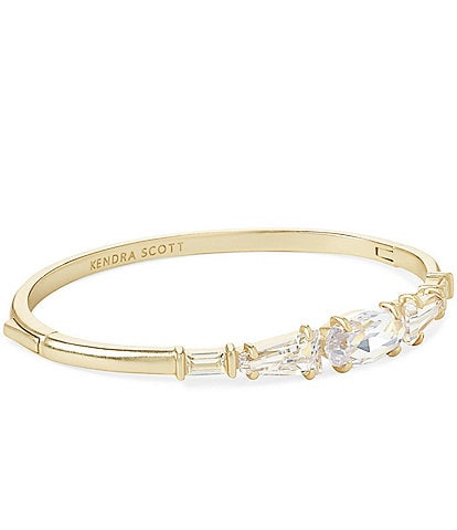 Kendra Scott Ren Cuff Bracelet in Lustre Glass