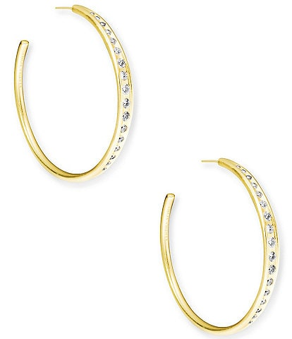Kendra Scott Selena Hoop Earrings