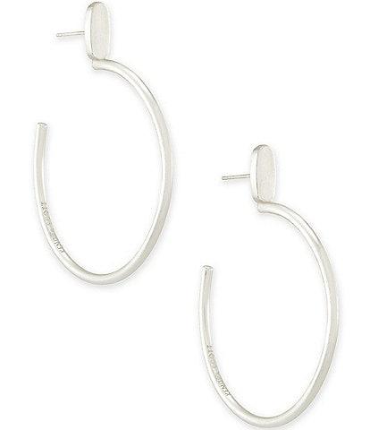 Kendra Scott Small Pepper Hoop Earrings
