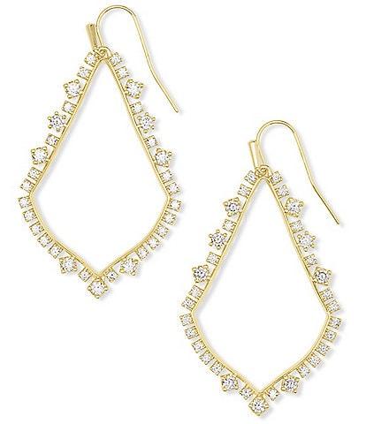 Kendra Scott Sophee Crystal Drop Earrings