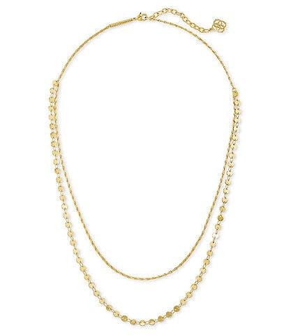 Kendra Scott Sydney Multi Strand Necklace