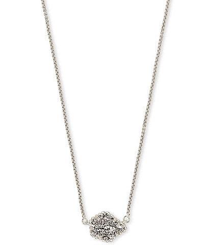 Kendra Scott Tess Silver Necklace