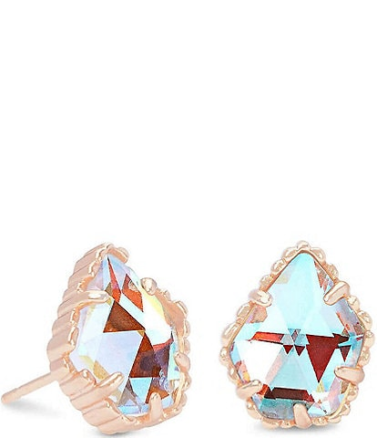 Kendra Scott Tessa Dichroic Glass Stud Earrings