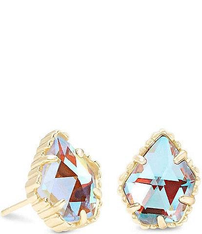 Kendra Scott Tessa Dichroic Glass Stud Earrings