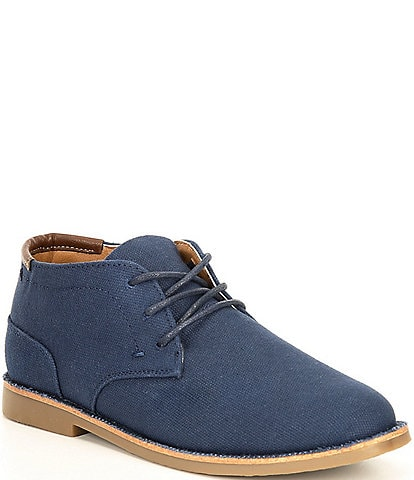 Kenneth Cole New York Boys' Real Deal Chukka Boots Youth