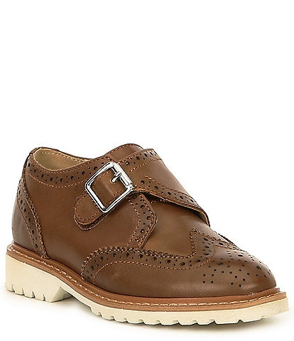 Kenneth Cole New York Boy's Wing Brad-T Wingtip