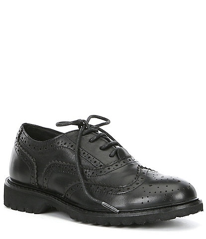 Kenneth Cole New York Boys' Wing Brogue Oxford (Toddler)