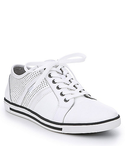 Kenneth Cole New York Men's Initial Step Leather Sneaker