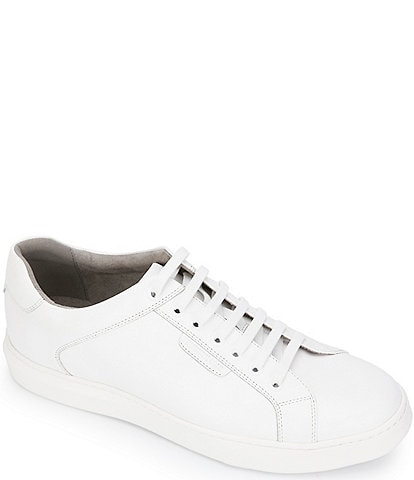 Kenneth Cole New York Men's Liam Leather Lace-Up Sneakers