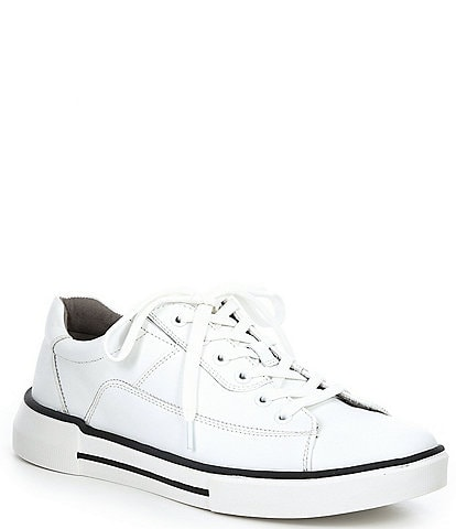 Kenneth Cole New York Men's Liam Stripe Mix Lace-Up Sneakers
