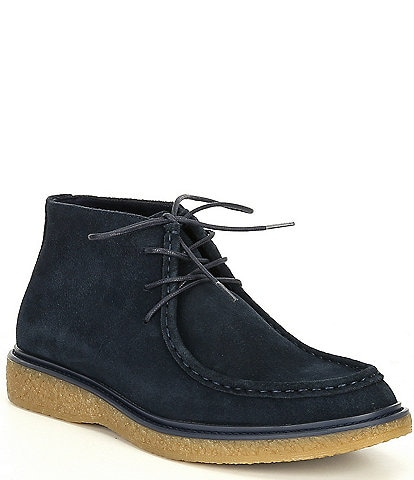 Kenneth Cole New York Men's Phoenix Suede Wallabee Boots