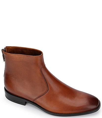 Kenneth Cole New York Men's Roy Tumbled Leather Boots