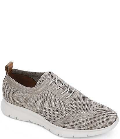 Kenneth Cole New York Men's Trent Flex Knit Lace-Up Jogger Sneakers