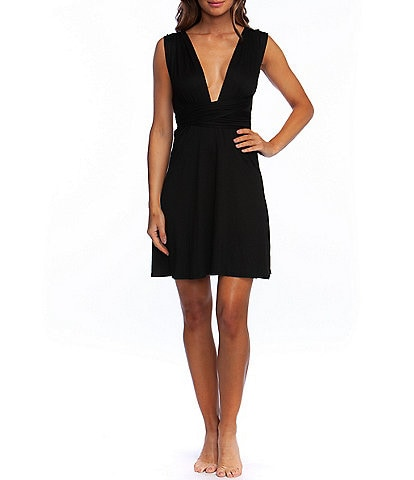 Kenneth Cole Reaction Cover Me Multi Way Convertible Cover Up Dress