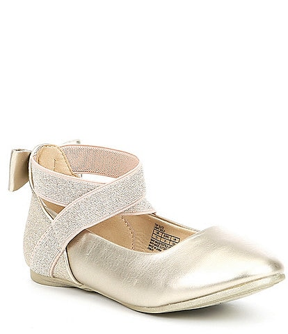 Kenneth Cole Reaction Girls' Tap Glitz Ballet Youth