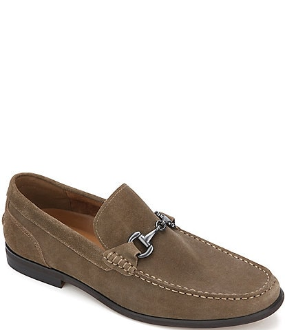 Kenneth Cole Reaction Men's Crespo 2.0 Suede Slip-On Loafers