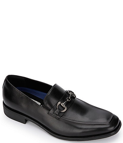 Kenneth Cole Reaction Men's Relay Flex Bit Leather Loafers