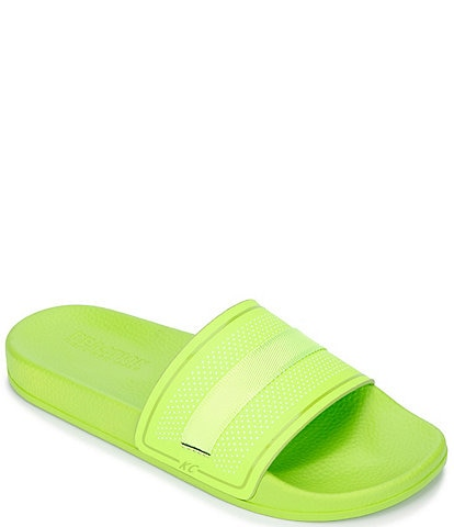 Kenneth Cole Reaction Men's Screen Mixed Slides