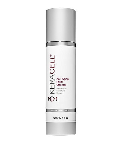 KERACELL Anti-Aging Facial Cleanser with MHCsc Technology