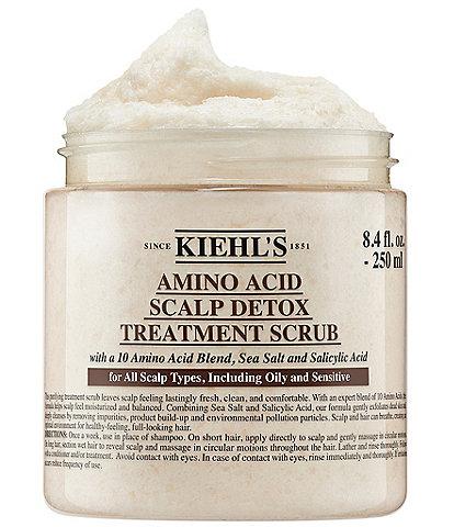 Kiehl's Since 1851 Amino Acid Scalp Scrub Detox Treatment