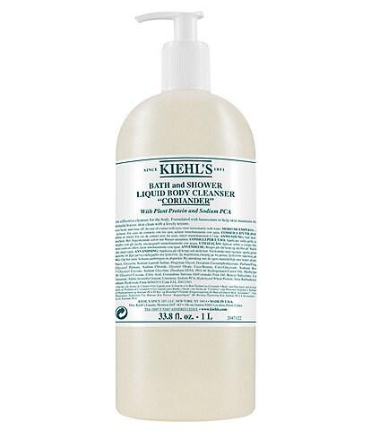 Kiehl's Since 1851 Bath and Shower Liquid Body Cleanser