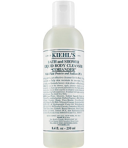 Kiehl's Since 1851 Coriander Bath and Shower Liquid Body Cleanser