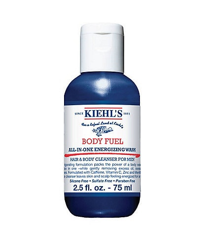 Kiehl's Since 1851 Body Fuel All-In-One Energizing Wash for Hair & Body for Men
