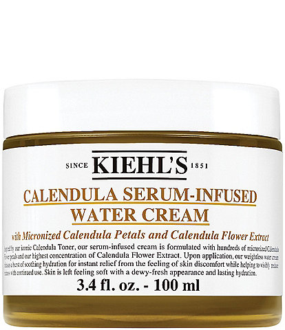 Kiehl's Since 1851 Calendula Serum-Infused Water Cream