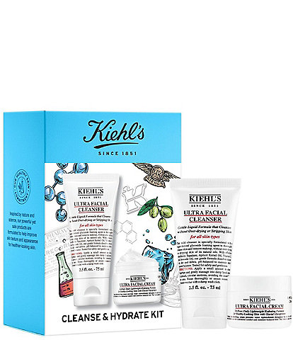Kiehl's Since 1851 Cleanse and Hydrate Kit