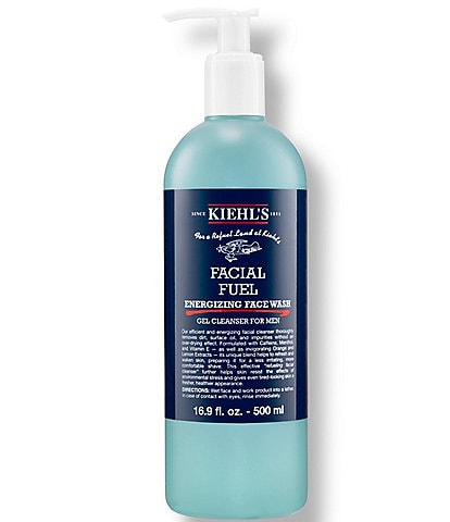 Kiehl's Since 1851 Facial Fuel Energizing Face Wash for Men