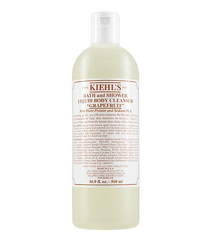 Kiehl's Since 1851 Grapefruit Bath and Shower Liquid Body Cleanser