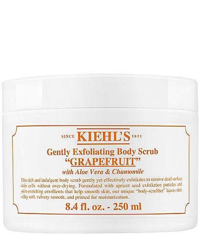 Kiehl's Since 1851 Grapefruit Gentle Exfoliating Body Scrub