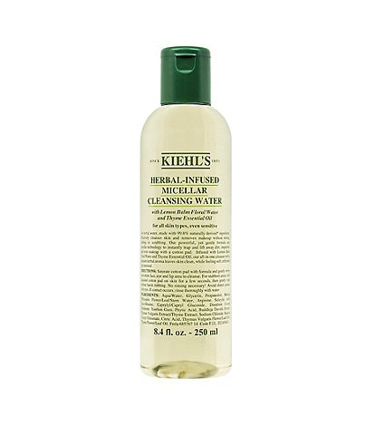 Kiehl's Since 1851 Herbal-Infused Micellar Cleansing Water