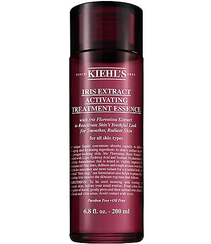 Kiehl's Since 1851 Iris Extract Activating Essence Treatment