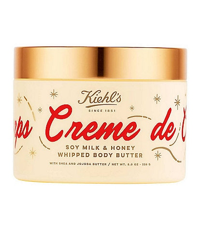 Kiehl's Since 1851 Limited Edition Creme de Corps Whipped Body Butter