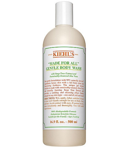 Kiehl's Since 1851 Made for All Gentle Body Wash