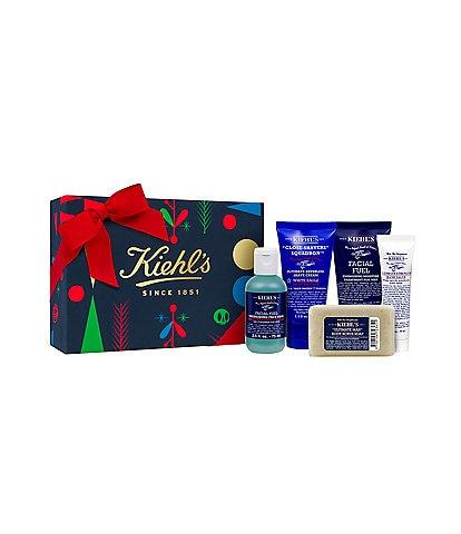 Kiehl's Since 1851 Men's On-The-Go Essentials Gift Set