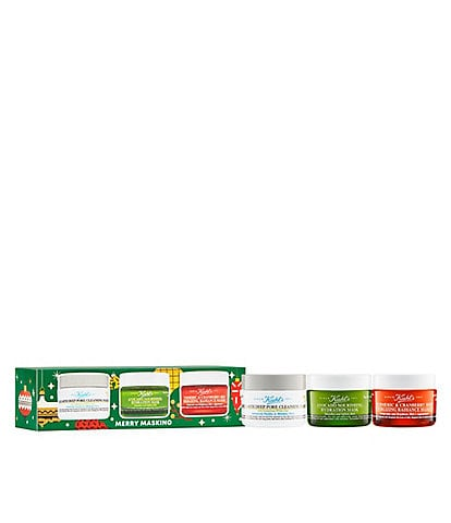 Kiehl's Since 1851 Merry Masking Gift Set